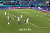 Video: Ciro Immobile scores from long range as Italy cruise to another emphatic Euro 2020 victory