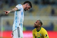 Photo: Atlético Madrid ace responds to Brazilian squad mocking Argentina for crashing out in Tokyo Olympics