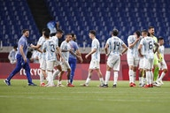 Argentina national team manager comments on crashing out in Summer Olympics
