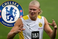 Erling Haaland set to disappoint Chelsea as Mathias Sammer suggests only a madman would pay his transfer fee