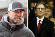 Jurgen Klopp told Liverpool have no money left for summer transfers