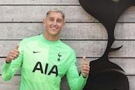 (Photo) Tottenham Hotspur confirm loan signing of Pierluigi Gollini