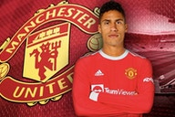 Manchester United agree a deal in principle to sign Raphael Varane from Real Madrid