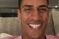 Photo: Raphael Varane is absolutely beaming on FaceTime chat with potential Man United club colleague Paul Pogba