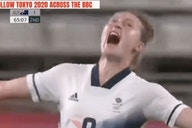 Video: Team GB women crash out of the Olympic Games despite stunning Ellen White hat-trick