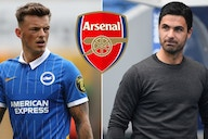 How Arsenal surprised Brighton with £50m Ben White transfer deal