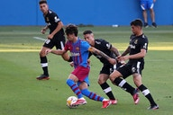 Barcelona allow highly-rated attacker to exit camp to sort out future