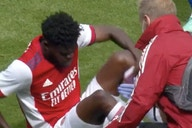 """""""So injury prone"""" – Arsenal star taken off in friendly vs Chelsea and these fans are not happy"""