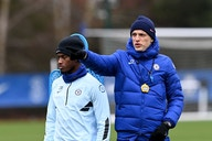 Thomas Tuchel determined to get 'big talent' Hudson-Odoi 'leave his footprint' at Chelsea
