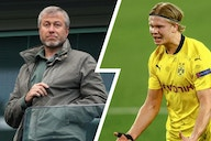 Report: Roman Abramovich willing to pay £154m for Erling Haaland