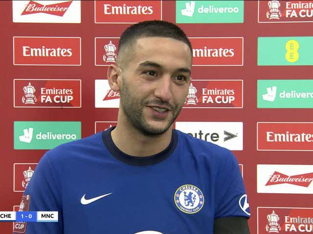Ziyech reflects on 'perfect week' and explains his goal-scoring feeling before the match