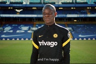 (Images): N'Golo Kante's hilarious reaction to Trivago asking where he likes to travel to