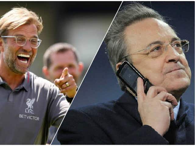Florentino Perez makes two alarming Super League threats as dust refuses to settle