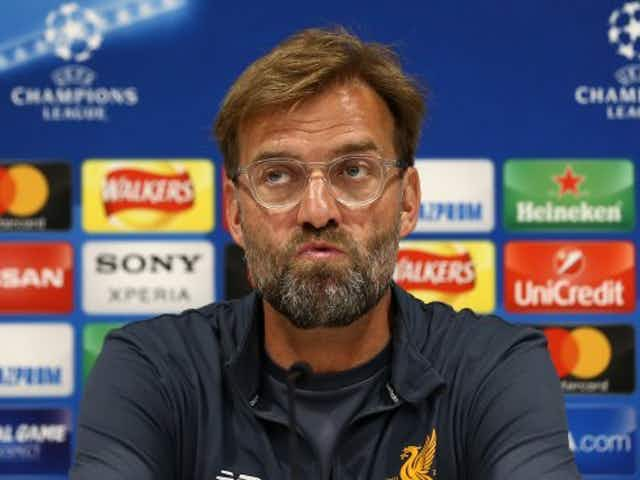 Jurgen Klopp takes stand against Super League in scathing pre-match interview