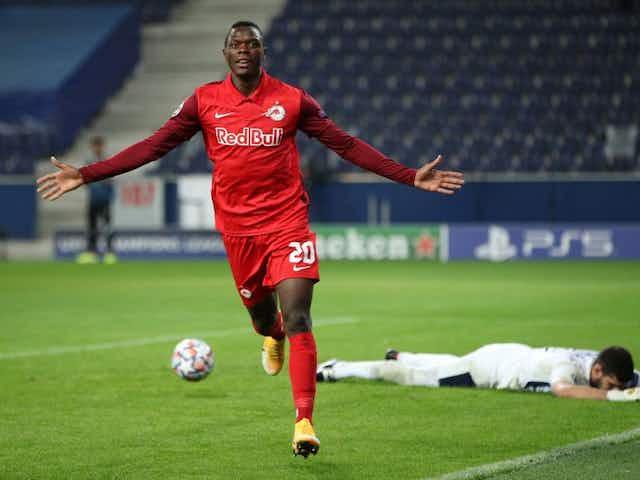 New report reveals ludicrous bargain fee rumoured LFC target Patson Daka would command – Salzburger Nachrichten