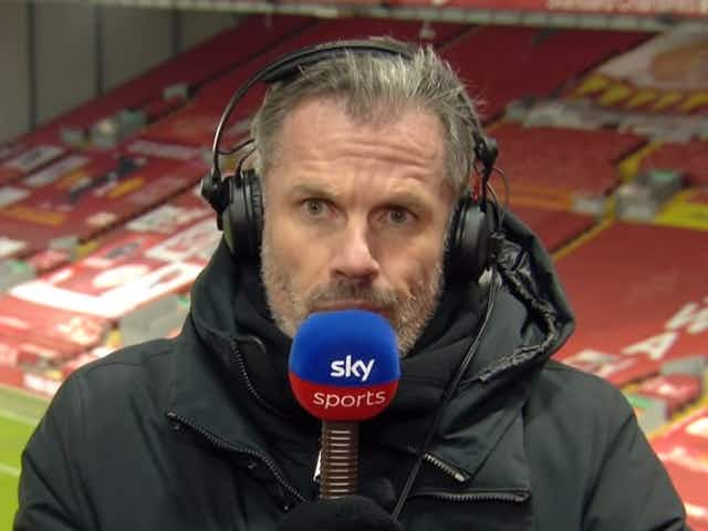 'An embarrassment': Liverpool hero Carragher reacts as Reds agree to join Super League