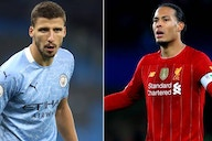 Carragher 'more impressed' with Dias than Van Dijk in one aspect