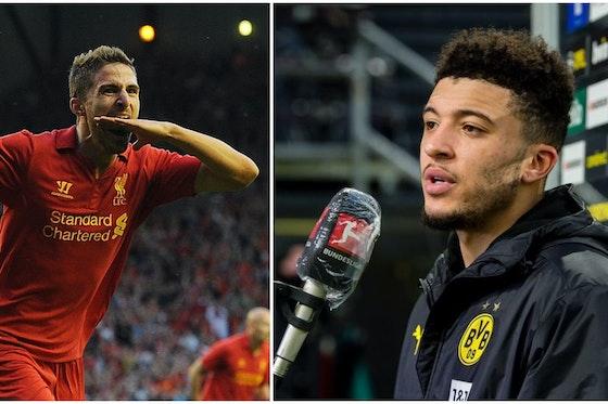 Article image: https://image-service.onefootball.com/crop/face?h=810&image=https%3A%2F%2Ficdn.empireofthekop.com%2Fwp-content%2Fuploads%2F2021%2F04%2FBorini-Sancho-Liverpool-Manchester-United.jpg&q=25&w=1080