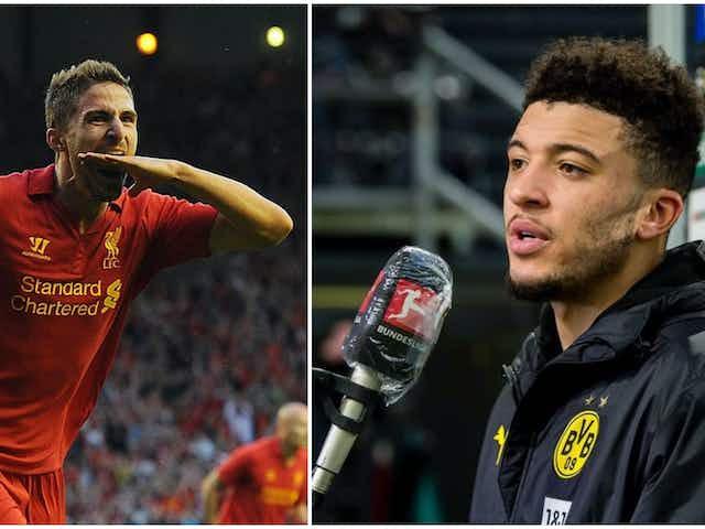 Ex-Liverpool striker urges Reds to 'steal' 12-goal Bundesliga star from Manchester United