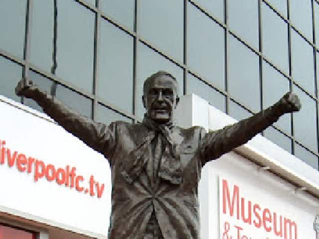 Bill Shankly's grandson calls for Anfield statue to be removed amid Super League talk – ECHO