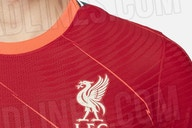 (Images) Official photos of Liverpool's 2021/22 kit leaked online