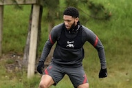 Liverpool fans react to image of Joe Gomez's knee, 7 months after injury – 'Helluva scar, that…'