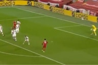 (Video) Thiago seals Liverpool victory with brilliant 20-yarder to double the lead