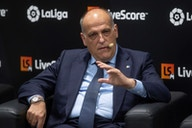 """La Liga chief Tebas blasts Barcelona board: """"Instead of seeking institutional stability they have sought a bigger mess"""""""