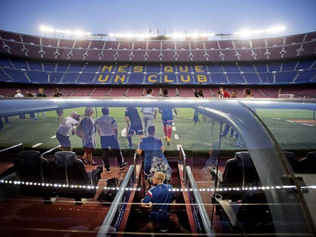 Barcelona leapfrog Real Madrid as world's most valuable club