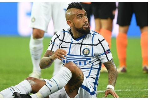 arturo vidal wants to beat real madrid and celebrate the victory with inter and barcelona fans onefootball arturo vidal wants to beat real madrid