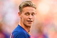 Frenkie de Jong issues honest verdict on his time at Barcelona so far