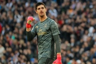 Watch: Ex-Chelsea man Thibaut Courtois makes big save to stop Kai Havertz from doubling hosts' lead