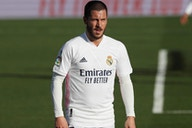 Real Madrid name squad to face Sevilla: Sergio Ramos missing but Eden Hazard included