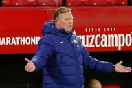 Barcelona appeal on Koeman suspension fails; club go to Administrative Court