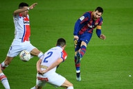 Watch: Jan Oblak saves Lionel Messi free-kick