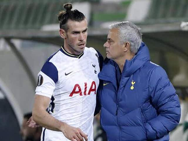 Jose Mourinho's stance on Gareth Bale linked to his sacking