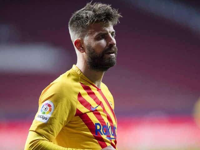 Ronald Koeman: I agree with Gerard Pique over European Super League Tweet