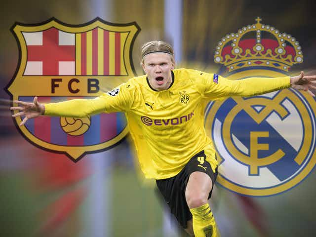 What Barcelona will say to Erling Haaland that Real Madrid cannot