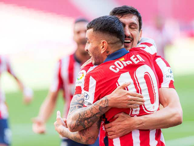 Atletico Madrid run riot at the Wanda Metropolitano with 5-0 evisceration of Eibar