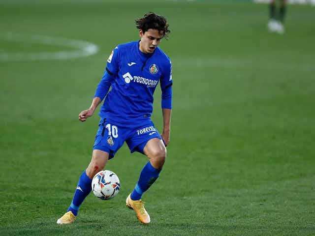 Watch: Enes Unal pulls a penalty back for Getafe against Barcelona