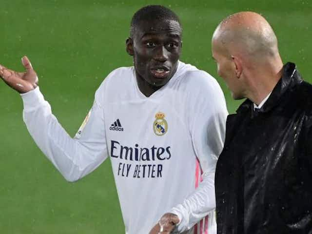 Zinedine Zidane summons 13 outfield players for Real Madrid's clash with Getafe