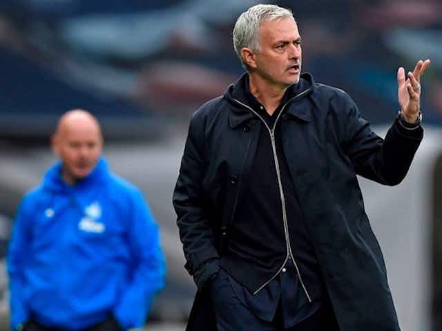 Tottenham Hotspur sack ex-Real Madrid coach Jose Mourinho