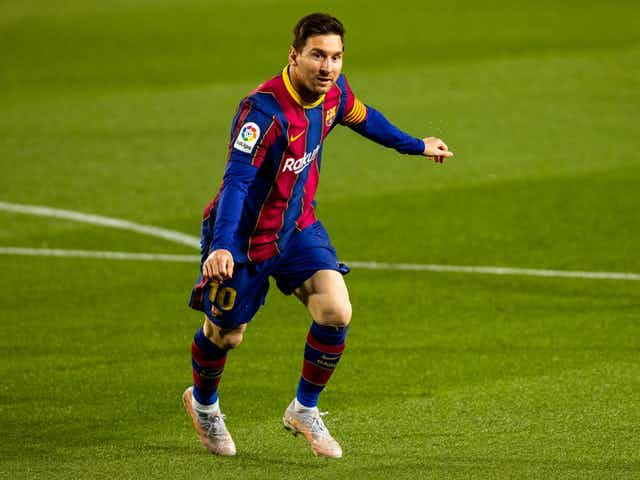 Watch: Lionel Messi scores yet another golazo to make it Barcelona 3-1 Getafe