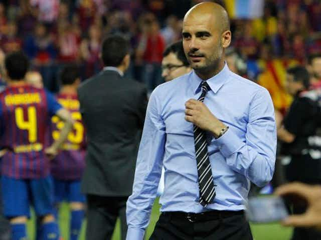 "Pep Guardiola on his Barcelona players: ""They're good people, but on the pitch they're f****** assassins"""