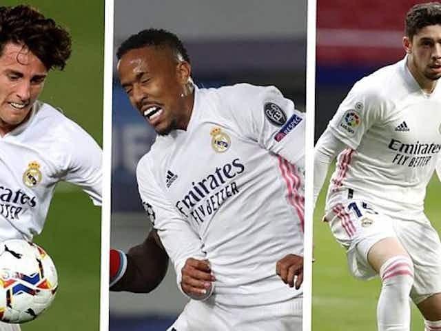 The three options Zinedine Zidane has to replace Lucas Vazquez at Liverpool