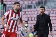 Diego Simeone offers pragmatic post match reaction to Atletico Madrid's draw at Barcelona