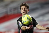 Alvaro Odriozola changing opinions at Real Madrid with his performances