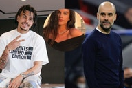 Dele Alli caught kissing Pep Guardiola's eldest daughter in London