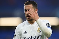 Eden Hazard could be used to facilitate operations for Kylian Mbappe and Erling Haaland