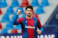 Watch: Gonzalo Melero pulls one back for Levante against Barcelona
